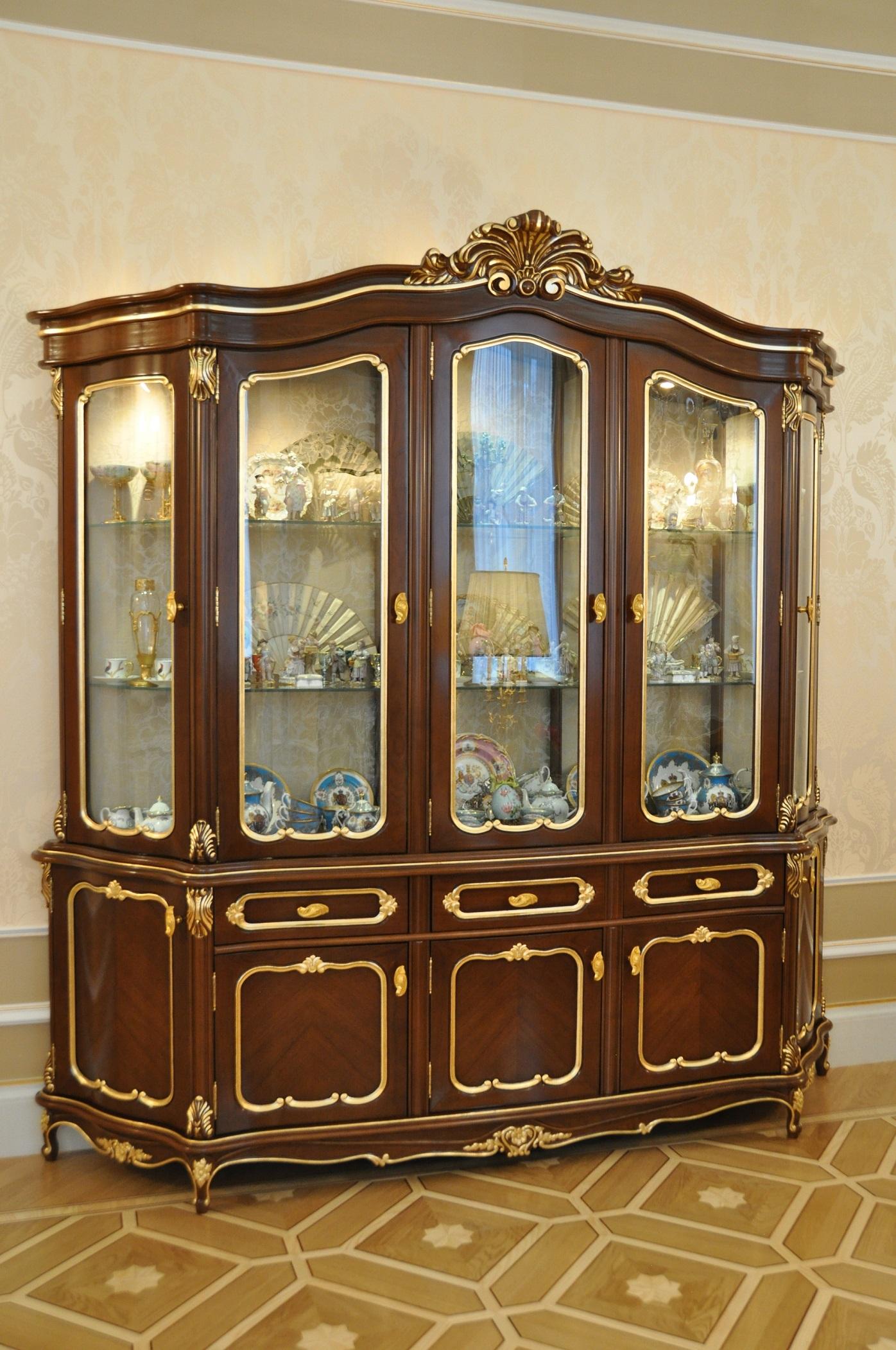 Рококо в интерьере классическая мебель по эскизам