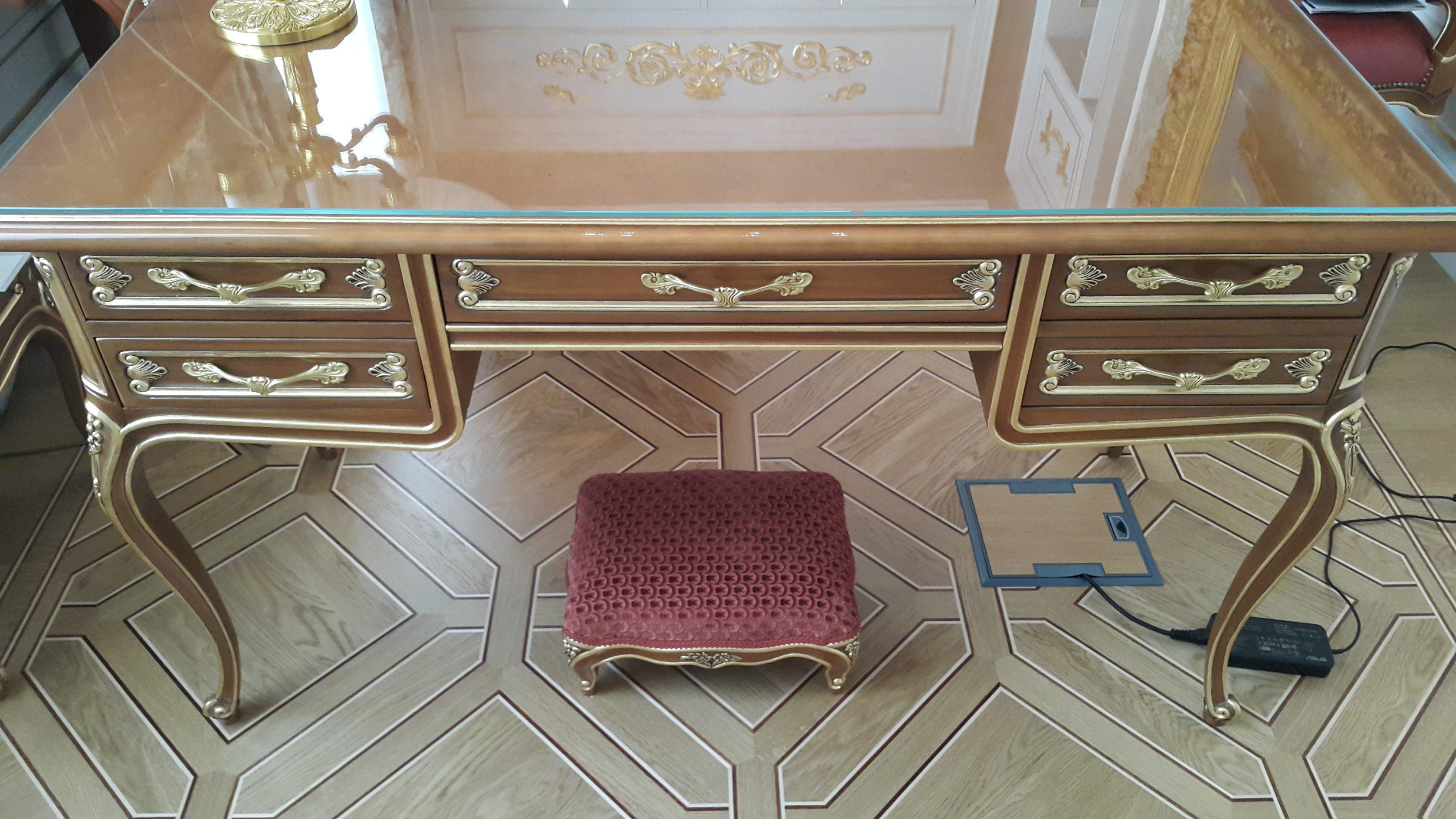 Подбор мебели дизайнером классических интерьеров