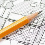Планировочное решение дизайнера архитектора
